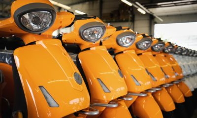 Les scooters électriques, avantages et inconvénients